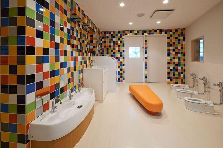 Galería de Mokumoku Kindergarten / 16A Inc. - 16