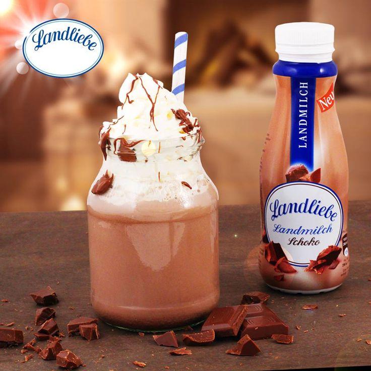Landliebe csokoládés tej. A magas minőségű Landliebe tej és a finom kakaó tradicionális recept alapján készült egyedi kombinációja.