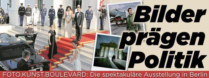 Foto.Kunst.Boulevard Die spektakuläre Ausstellung in