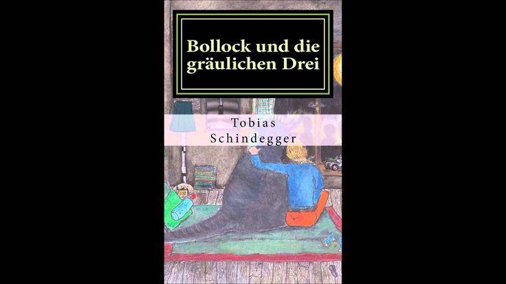 """#Hörprobe """"Bollock und die gräulichen Drei""""  - eine #Gruselgeschichte für Kinder und Jugendliche #Kinderbuch #Jugendbuch"""