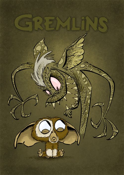 Gremlins by Paul O'Flanagan.
