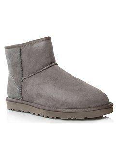 Mini Grey Boots