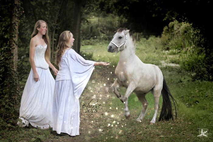 fotoshoot tropical herfst sprookje fairy thema