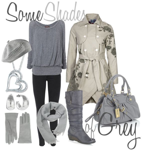 Some Shades of Grey