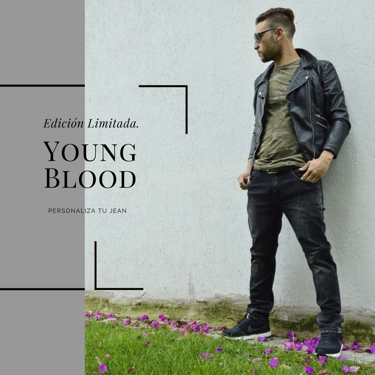 Outfit urbano YOUNG BLOOD.