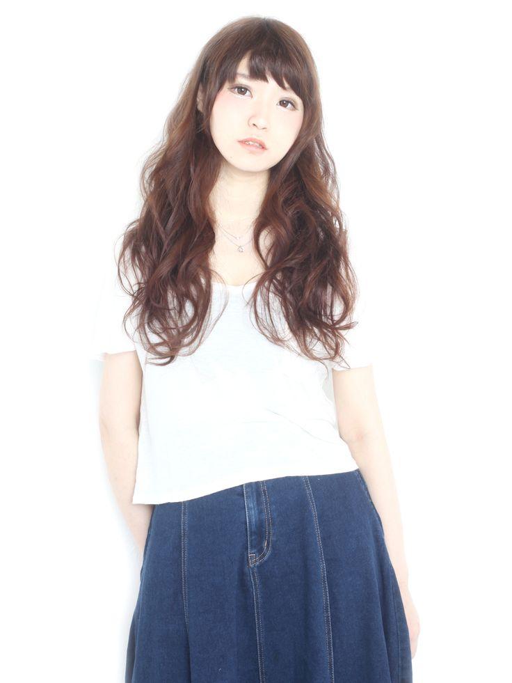 hair / motoki kabutoya by Iris.