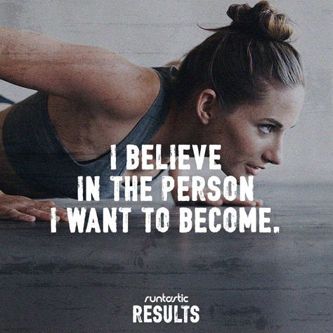 Monday Motivation: Believe in yourself!
