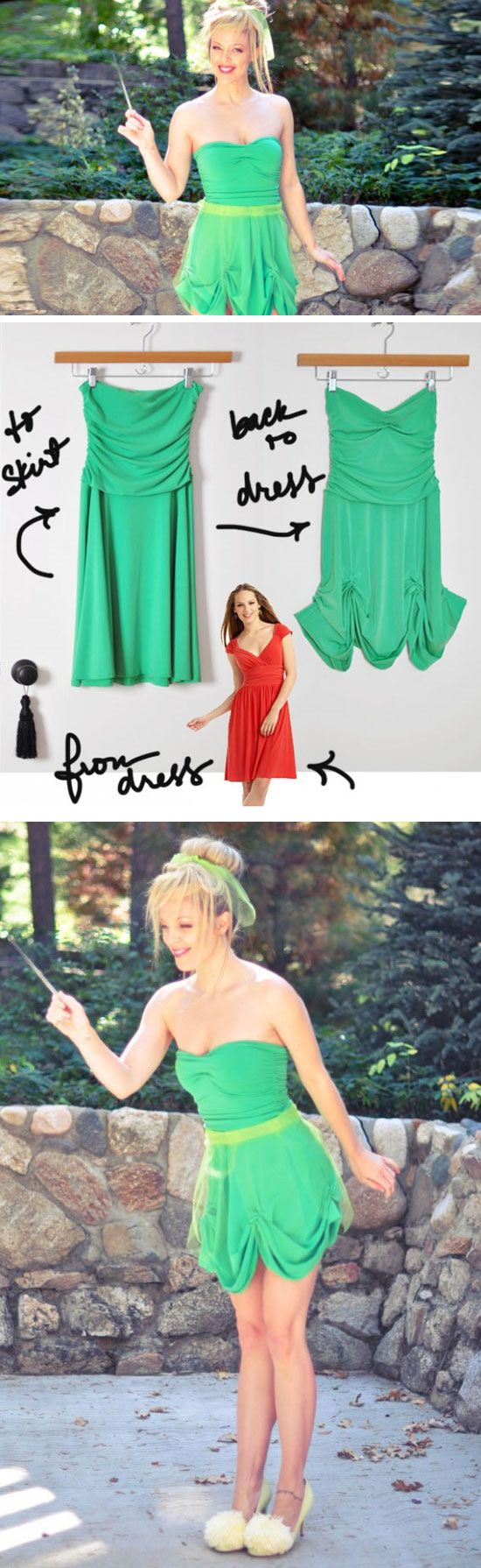 219 best halloween images on pinterest costume ideas carnivals tinkerbell click pic for 23 quick and easy halloween costumes for women diy fancy solutioingenieria Choice Image