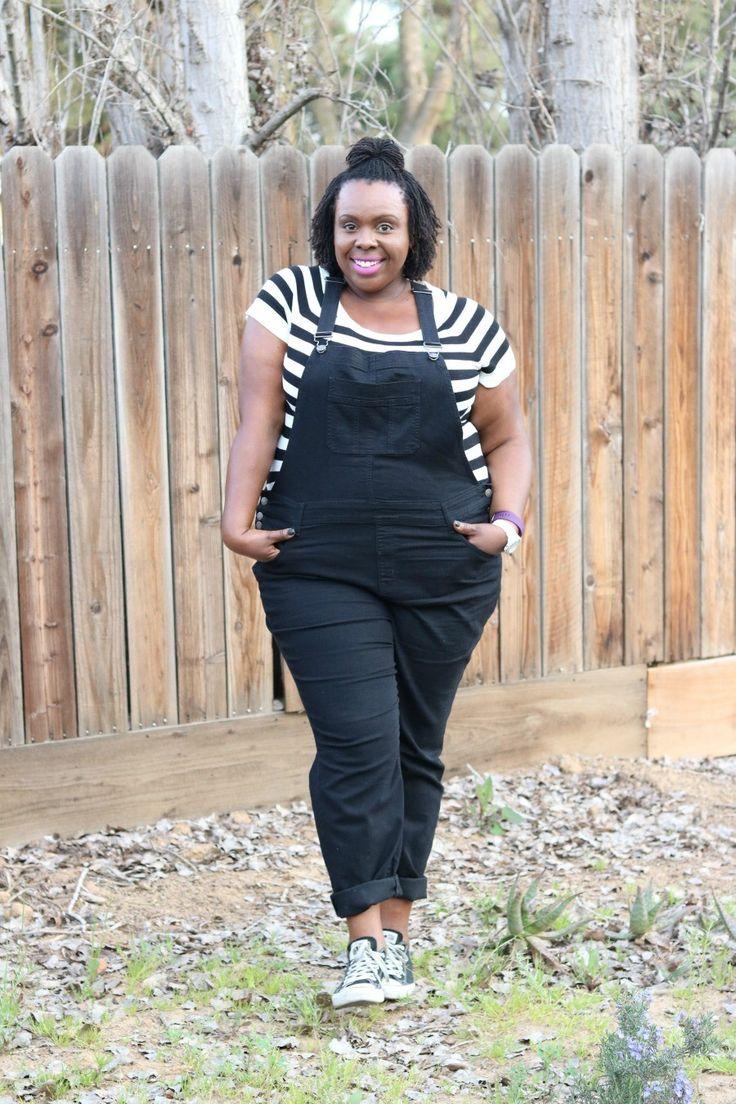 Model or Me: Plus Size Overalls - Plus Size Princess