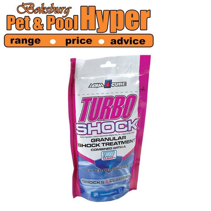 Check pH levels and chlorine levels. With high bather load during the summer there is a build up of chloramines. Shock treat the pool with Aquacure Turbo Shock or if in doubt, bring a water sample in a glass jar, to your nearest Pet & Pool Hyper Boksburg