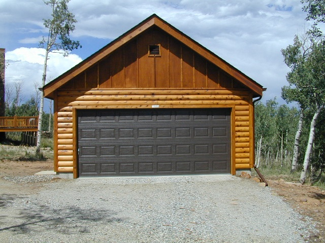 Custom built tuff shed mountain garage get your quote for Tuff sheds