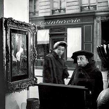 Robert Doisneau, Romi's shop window