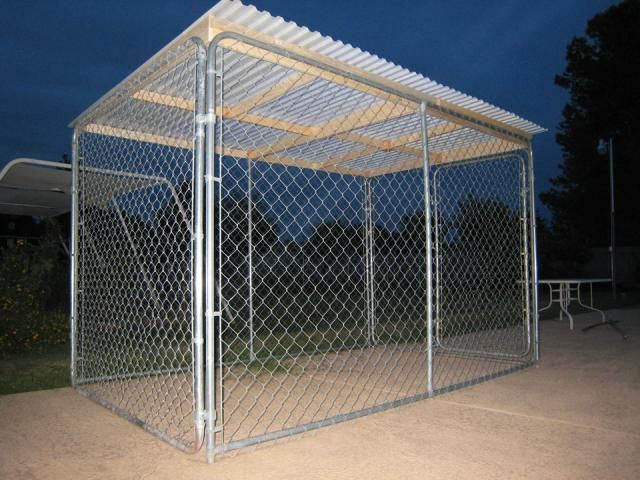 dog run chicken coop | norgaard-family-coop - BackYard Chickens Community