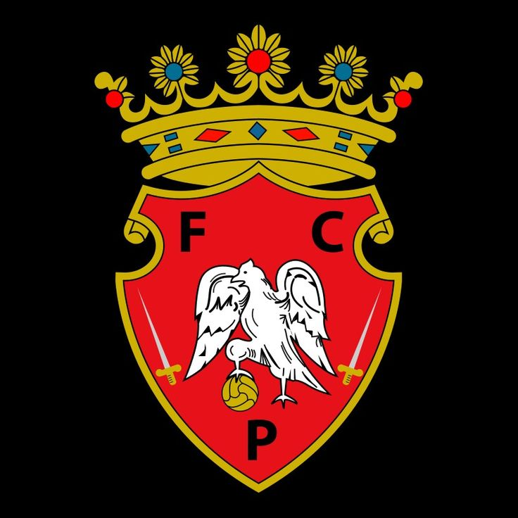 FC Penafiel of Portugal crest.
