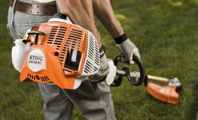 With the STIHL KombiSystem, you only need one powerhead for your hedge trimming, edging, pruning, cleaning and cultivating needs. Each attachment slides into the KombiMotor effortlessly and is secured via a quick-release coupling system.  http://www.stihlusa.com/products/multi-task-tools/homeowner-kombisystem/