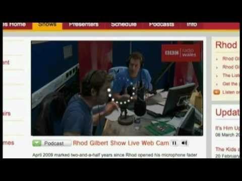 Rhod Gilbert Talking about his 'stalker' Alex Gilbert (full clips) - http://lovestandup.com/rhod-gilbert/rhod-gilbert-talking-about-his-stalker-alex-gilbert-full-clips/