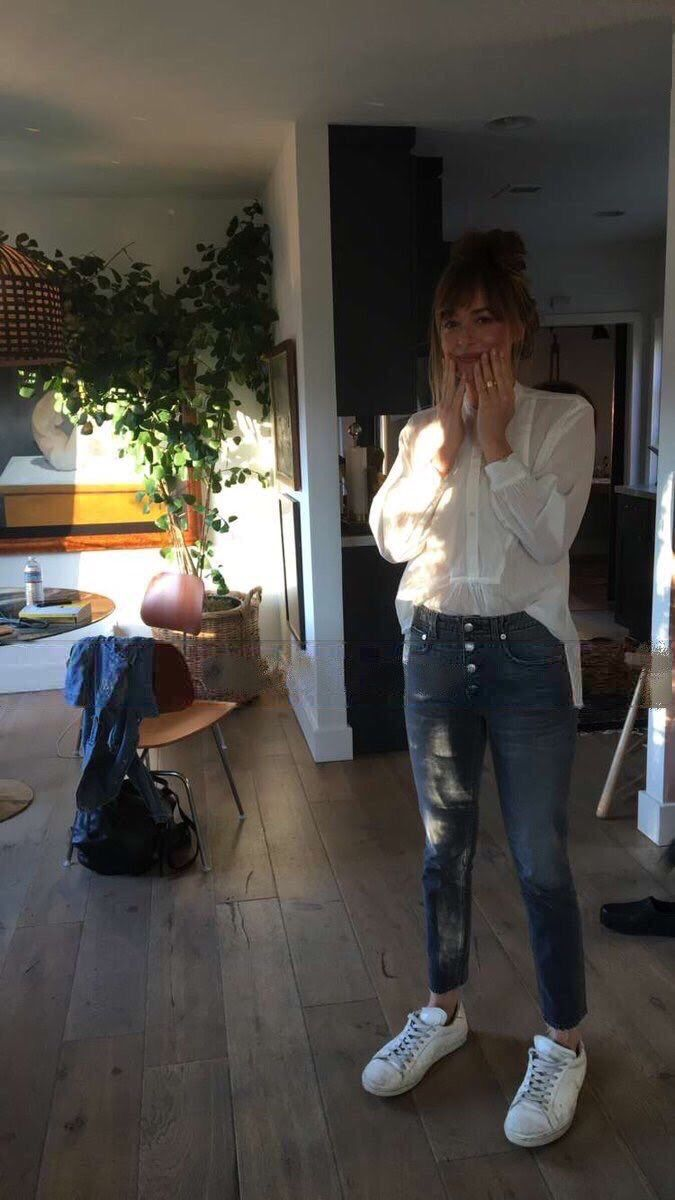 """""""The stories I want to tell, the characters I want to play, don't typically exist in huge, commercial box-office movies."""" #DakotaJohnson"""