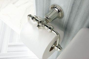 KALLISTA's Inigo Collection by Michael S Smith - mediterranean - toilet accessories - milwaukee - Kallista Plumbing