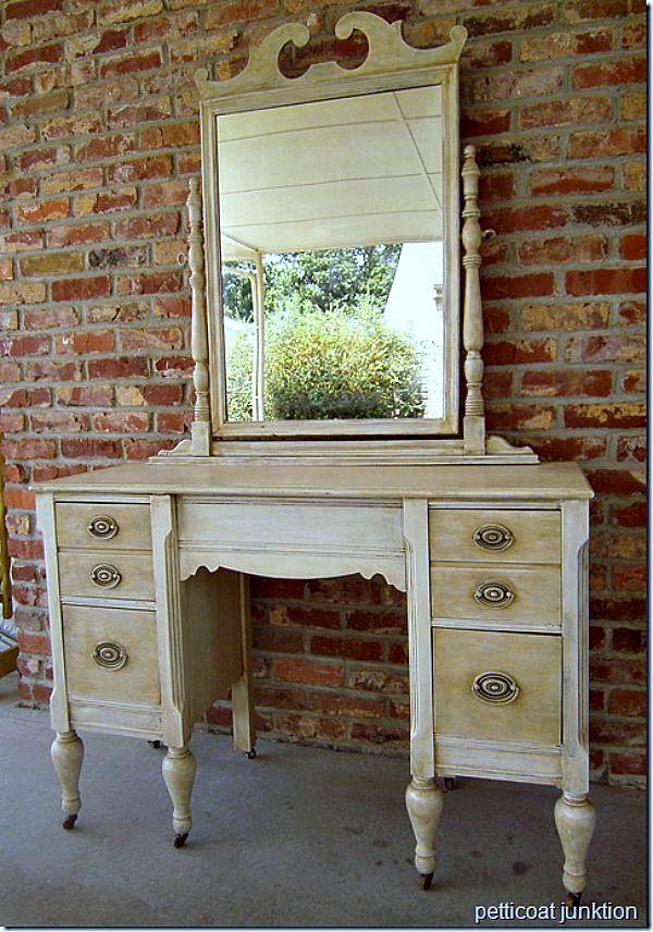 Best + Antique painted furniture ideas on Pinterest