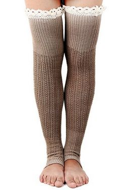 NEED these leg warmers.