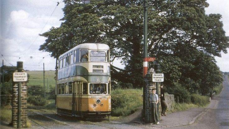 Barrhead tram (1956)