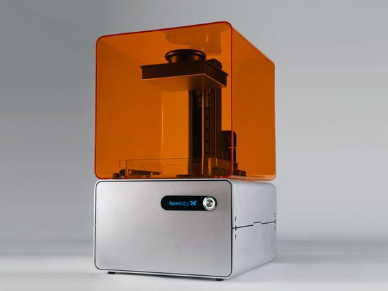 "FORM 1: An affordable, professional 3D printer by Formlabs, via Kickstarter.  // haha, they've gotten ""1,453,794  pledged over and above their 100,000 dollar goal"" wow. Check out this amazing thing."