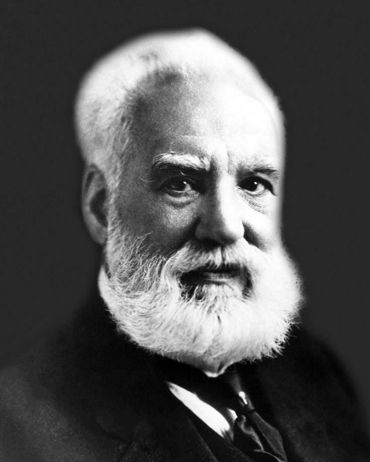 alexander graham bell Alexander graham bell is most well known for inventing the telephone he came to the us as a teacher of the deaf, and conceived the idea of electronic speech while visiting his hearing-impaired.