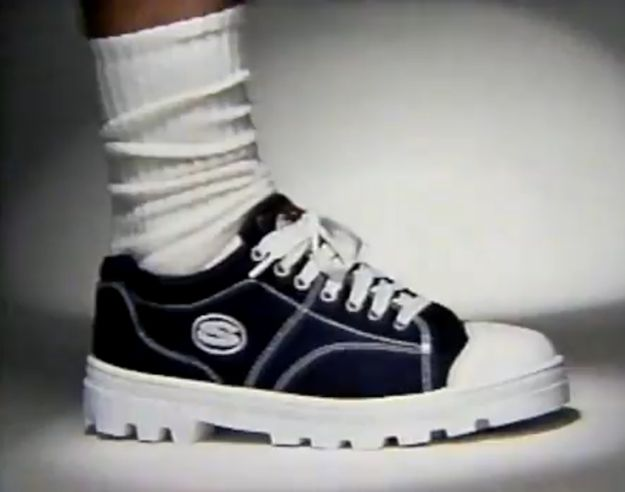 Skechers Chrome Dome. | Nostalgia Ultra | Pinterest | Guy ...