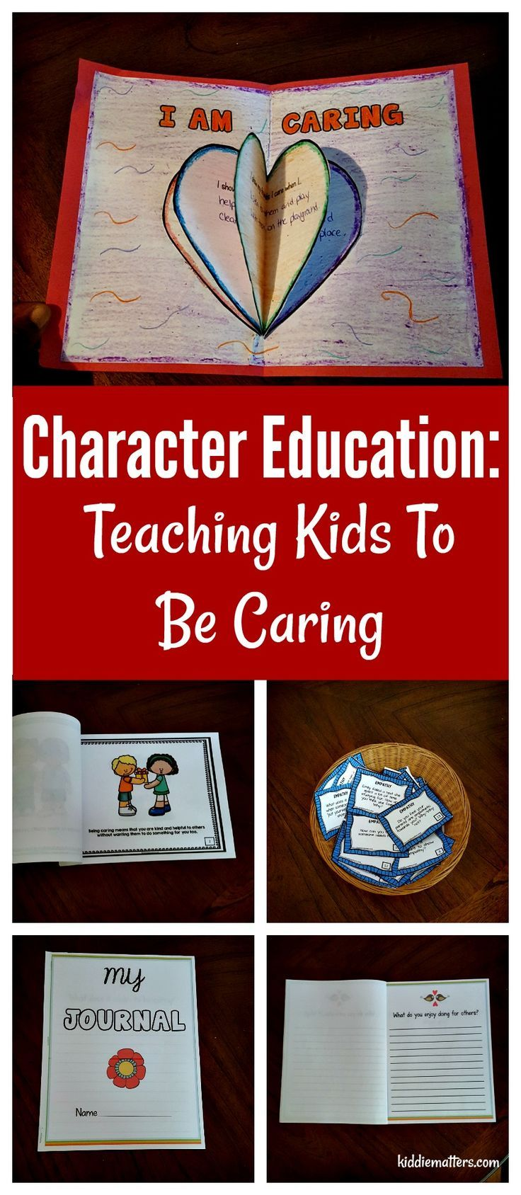 It's important that we teach kids how to be caring. These counseling activities are great for teaching kids about empathy. This resource includes hands on crafts, a journal, discussion cards, worksheets, and more!  Great for elementary school counseling, counselors, parents, and teachers.