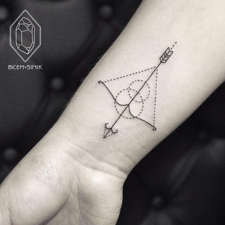 Sıradışı Dövme Sanatçısı Biçem Şinik'in Elinden 30 Vektörel Dövme Çalışması