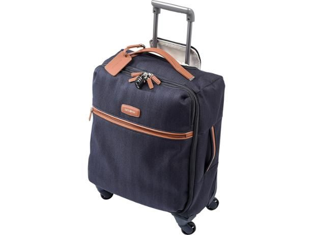 The Samsonite Lite DLX Spinner is a soft-sided cabin bag weighing around 2.6kg. But is it rugged enough to survive the rigours of air travel and is it sufficiently compact to meet the size requirements of all budget airlines? Read on to find out whether this case impressed our experts in the test lab. - Which?