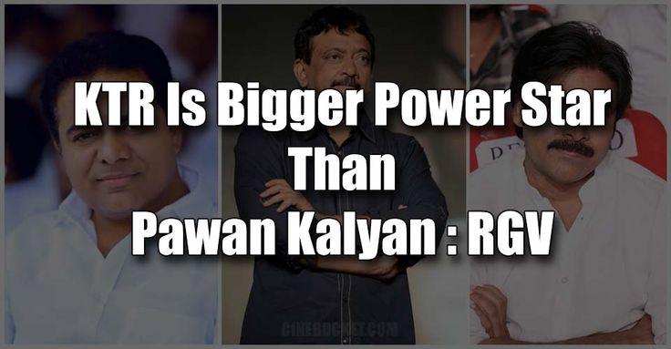 Sensational Film Maker Ram Gopal Varma is known for his satires on Power Star Pawan Kalyan. A few days back, after Pawan Kalyan reacting on his tweets, the