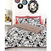 Macy's $99  Trina Turk Bedding, Sophisticated Floral Twin Comforter Set
