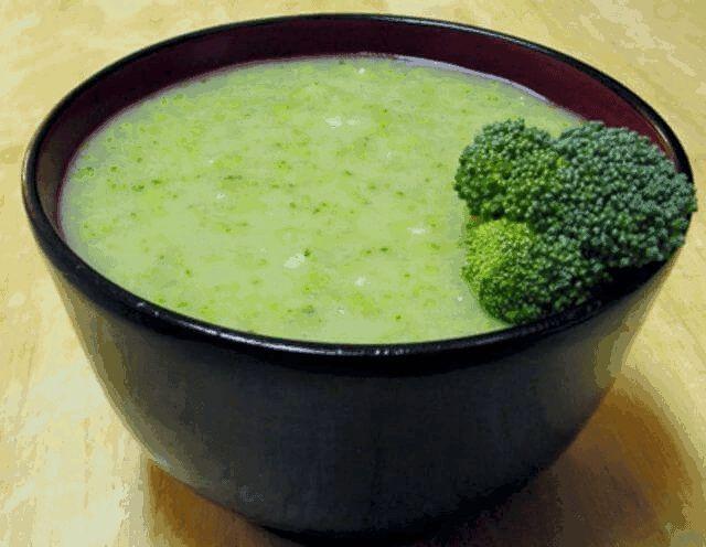 Velouté de légumes pour éliminer n'importe quelle douleur du corps - Améliore ta Santé