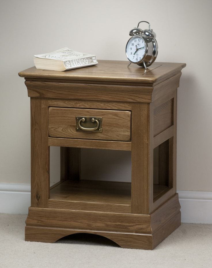 French Farmhouse Solid Oak