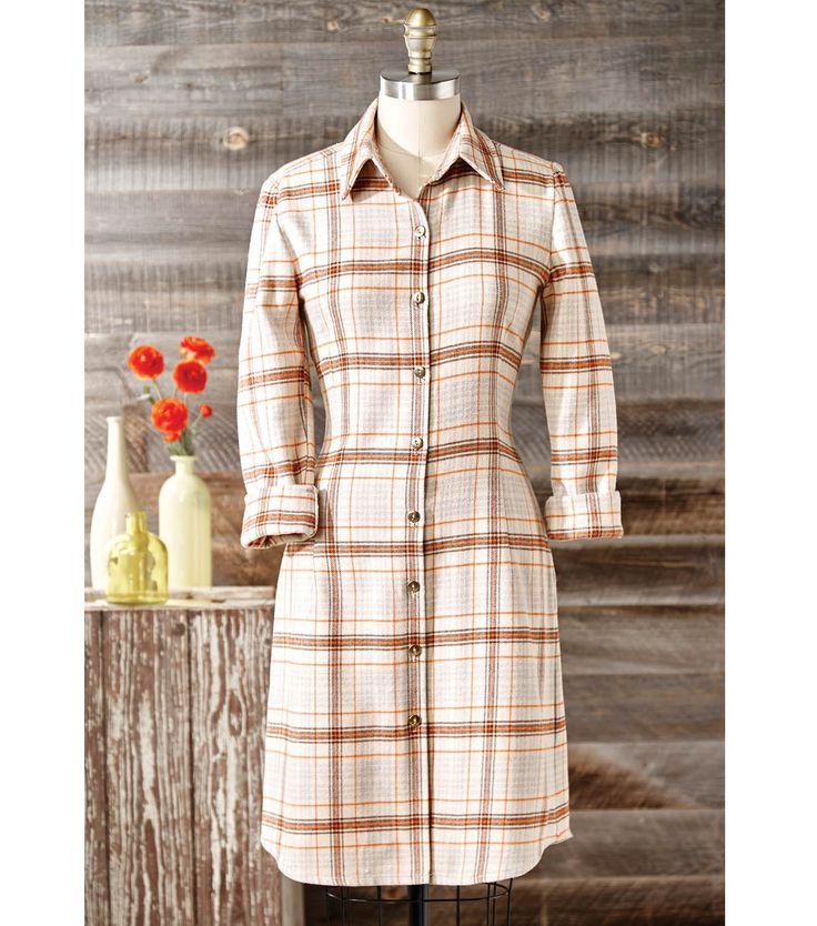 How To Make A Plaid Flannel Dress Diy Fashion With Jo