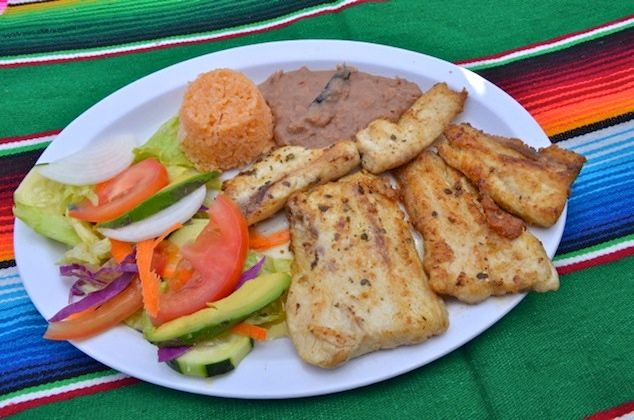 Enjoy your San Felipe vacation with a superb seafood meal from Mariscos La Morena restaurant.   #LaMorenaSeafoodSanFelipe