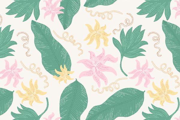 <> Tropical Botanic - Christelle Joly