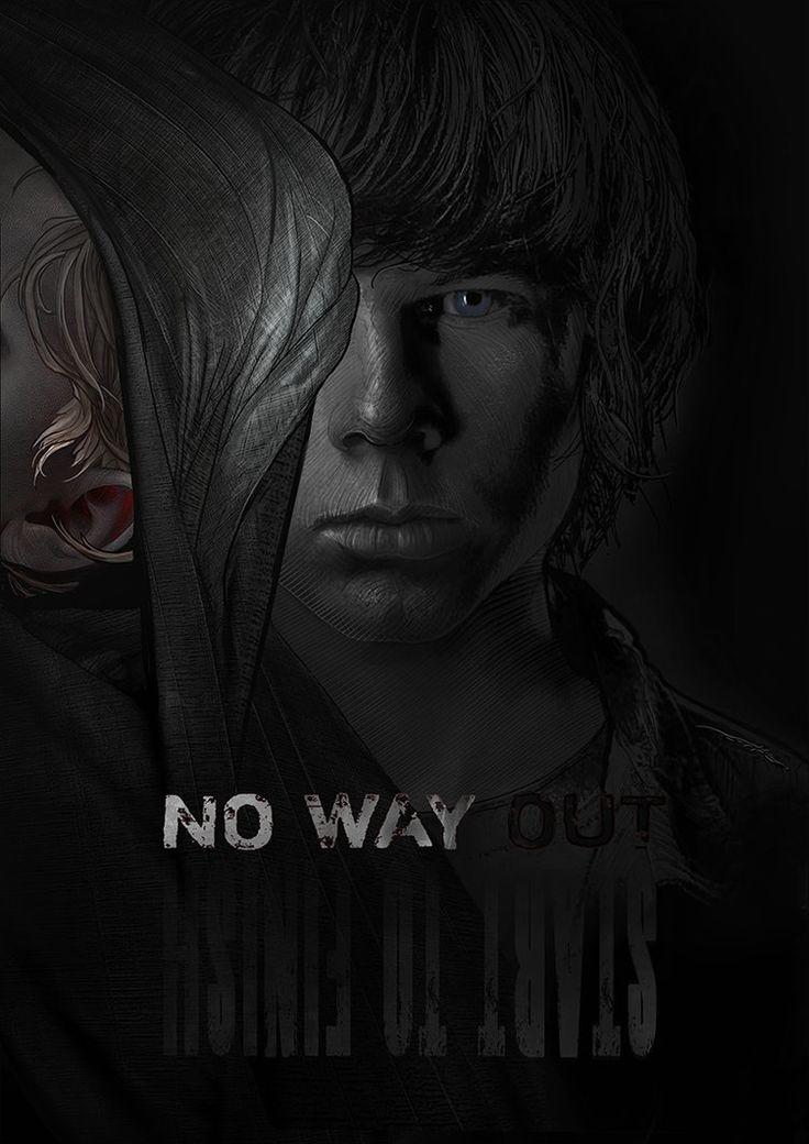 No Way Out Fear The Walking Dead The Walking Dead Walking Dead Season 6
