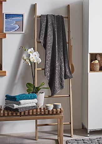 Koupelna inspirovaná přírodou: Koupelnový nábytek, textilie a do