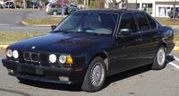 The BMW 520i is a variant of the E34 generation (1988–1996) of BMW 5 Series vehicles. The BMW 5 Series is a mid-size / executive car…