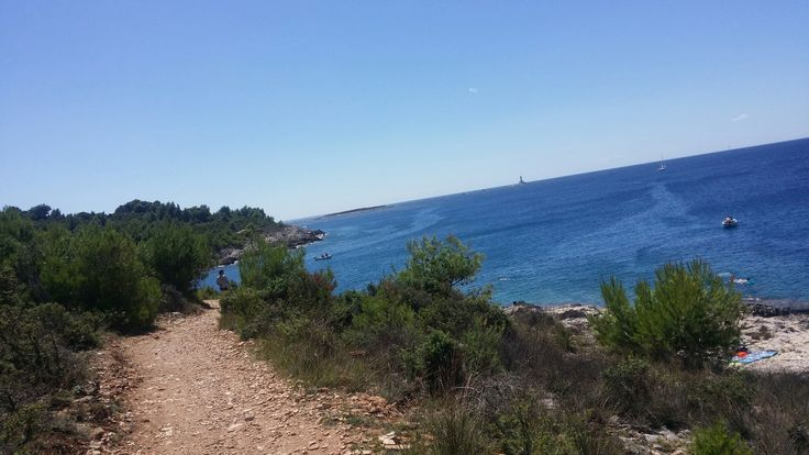 Mysterious deep sea #croatia