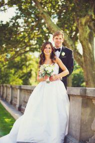 elegant wedding at sleepy hollow country club