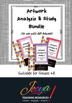 write visual analysis essay