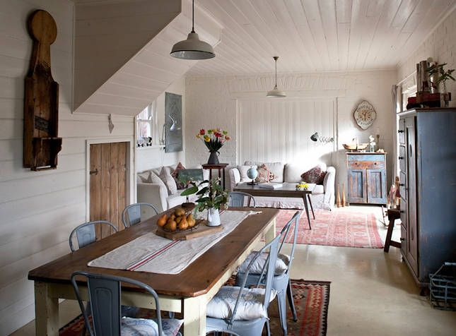 Country home feel @ Red Brick Barn | Castlemaine, VIC | Accommodation. From $225 per night, Sleeps 3.