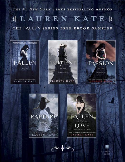 Similar books like Fallen By Lauren Kate - TasteDive