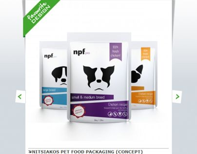 "Check out my @Behance project: ""Nitsiakos Pet Food Packaging"" https://www.behance.net/gallery/12226299/Nitsiakos-Pet-Food-Packaging"
