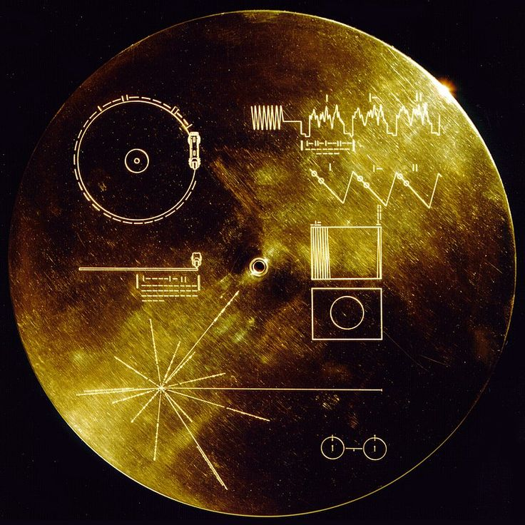 The Sounds of Earth Record Cover - GPN-2000-001978 - Voyager Golden Record - Wikipedia