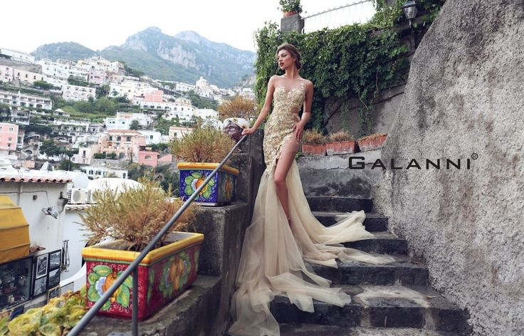 GALANNI ® Evelina | Made-To-Order | By Appointment Only