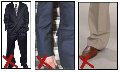 Zasady eleganckiego oficjalnego wyglądu mężczyzny.